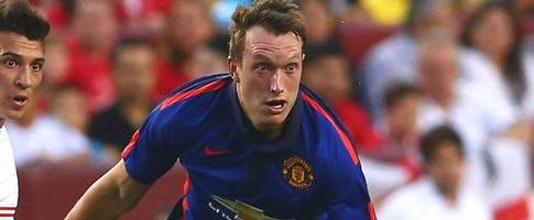 Man Utd defender Jones excited facing Real Madrid