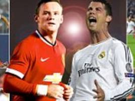 Manchester United and Real Madrid clash in United States but how do European giants shape up ahead of International Champions Cup battle?