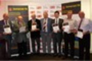 winners galore as somerset fa stage annual awards evening at...