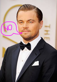 Leonardo DiCaprio 'flicked Justin Bieber away' and 'cheered when Orlando Bloom tried to punch him'?